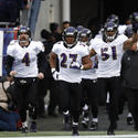 Ravens take the field