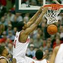 Chris Wilcox dunks