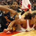 Noah vs. Nuggets
