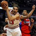 Noah vs. Clippers