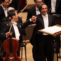 Muti and Yo-Yo Ma