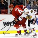 Blackhawks 7, Red Wings 1