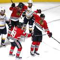 Blackhawks 5, Predators 3