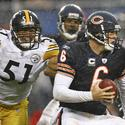 Cutler vs. Steelers
