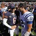 Cutler vs. Colts
