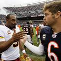 Cutler vs. Redskins