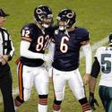Cutler vs. Eagles