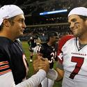 Cutler and Leinart