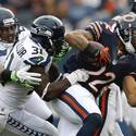 Forte vs. Seahawks
