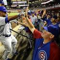 Diamondbacks 8, Cubs 3