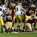 Notre Dame 21, Boston College 6