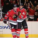 Blackhawks 5, Stars 2