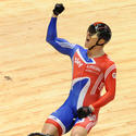 Men's track cycling