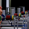 Men's weightlifting