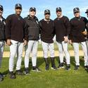 Ozzie with Sox coaches
