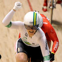 Women's track cycling