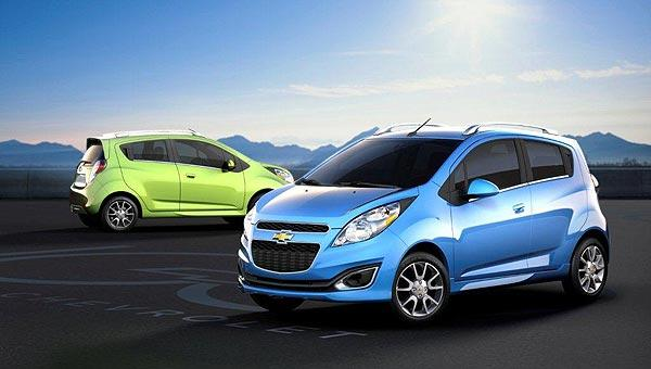 The Spark is a five-door, four-passenger hatchback that Chevrolet is introducing in the U.S. after selling it in other markets. It will be powered by a 1.2-liter, four-cylinder engine that delivers 83 horsepower.
