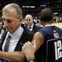 Jim Calhoun, A.J. Price