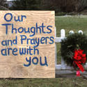 Newtown Shooting Memorial