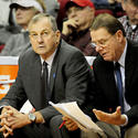 Jim Calhoun, George Blaney