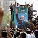 Upheaval after Iranian election