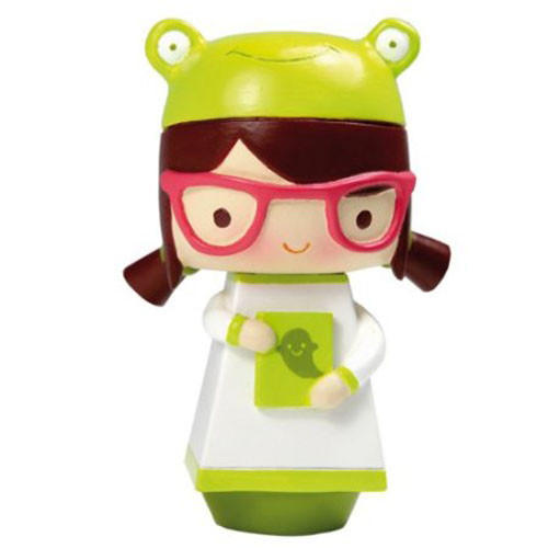 "The Momiji dolls measure only 3 inches tall, but their cute, bookish nature (they belong to a book club, after all) will win anyone over. At the bottom of the doll is a space for a tiny, super-secret card, which most children would adore.<br><br>  Price: $10<br><br>  Where to find: Giant Robot 2, 2062 Sawtelle Blvd. Los Angeles, (310) 445-9276 <a href=""http://secure.giantrobot.com/index.php?main_page=product_info&cPath=72_74&products_id=6850"">http://secure.giantrobot.com/</a><br><br>  --DG"