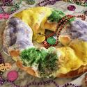 Bonus recipe: Mardi Gras King Cake