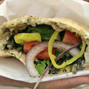 Black Bean Wowshi from Bella Pita