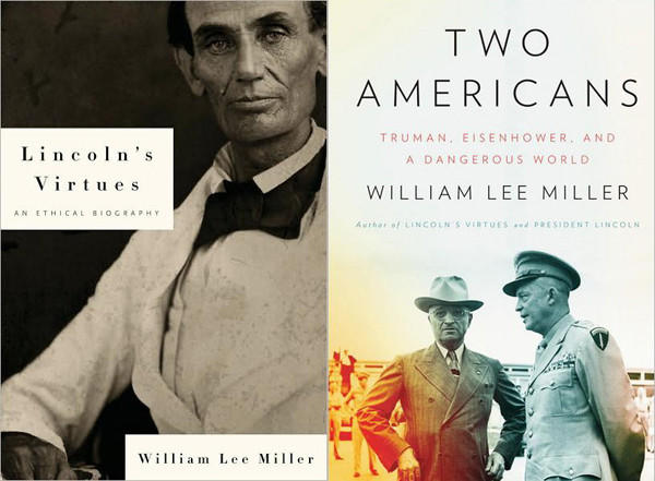 "William Lee Miller, known as an ethical historian, died May 29 at age 86. <a href=""http://latimesblogs.latimes.com/jacketcopy/2012/05/ethical-historian-william-lee-miller-has-died.html"">Full obituary</a>"