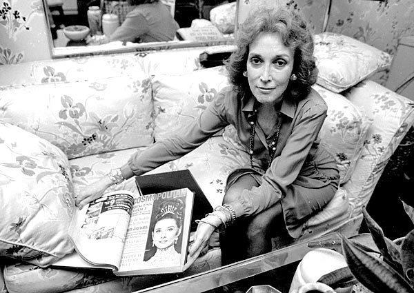 "Helen Gurley Brown, author of ""Sex and the Single Girl"" and Cosmopolitan magazine editor for 32 years, died Aug. 13 at age 90. <a href=""http://www.latimes.com/news/obituaries/la-me-helen-gurley-brown-20120814,0,7950663.story""><span class=""center_label"">Full obituary</span></a><br>"