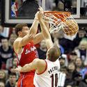 <b>Game 42: at Portland 108, Clippers 93</b>
