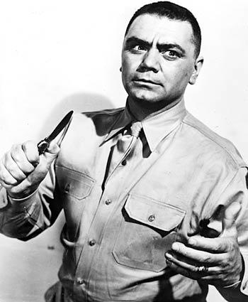 "Playing the part of the menacing ""Fatso"" Judson was a dream come true for Borgnine. ""When I was making 'From Here to Eternity,' I'd stop and tell myself, 'There's Sinatra, Burt Lancaster and Deborah Kerr, and here am I.' I was afraid I'd wake up and stop dreaming,"" he said."