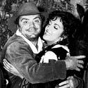 "Ernest Borgnine on the set of ""The Italian Brigands"""