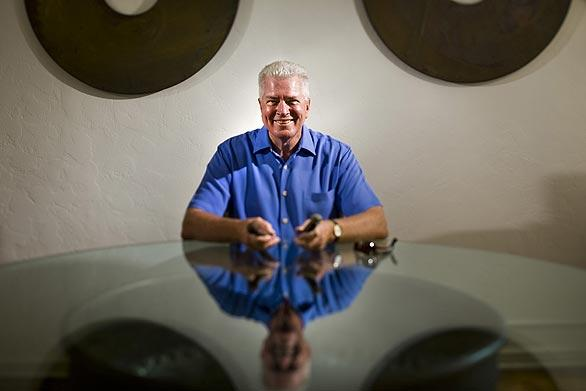 "Huell Howser had been doing basically the same job since the 1970s. ""You could tell me that I couldn't go outside of a five-mile radius ... [and] there's enough right within five miles to keep me busy the rest of my life,"" he said. ""Why are we looking so hard? It's right under our noses."""