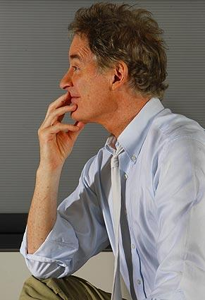 "Kevin Kline is always ready to say yes to projects that interest him, such as ""The Extra Man."""