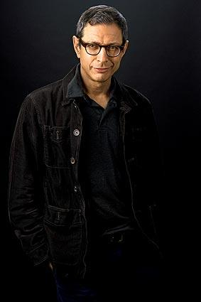 "Actor Jeff Goldblum plays an authority figure in the new movie ""Morning Glory."""
