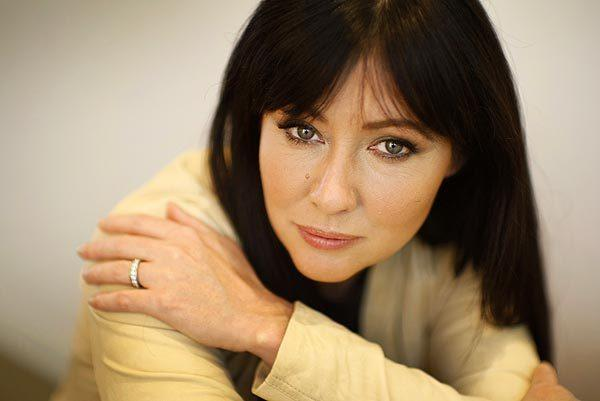 "Actress Shannen Doherty has been keeping busy with her new reality show, ""Shannen Says,"" on WeTV and hew own production company, No Apologies."