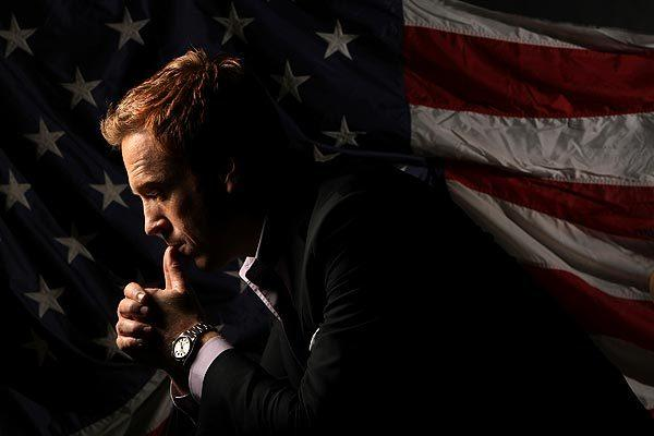 "Choosing British actor Damian Lewis as the all-American Marine POW on ""Homeland"" was risky. <br>