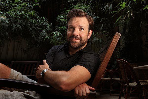 "Jason Sudeikis stars in the new movie ""The Campaign."" <br>