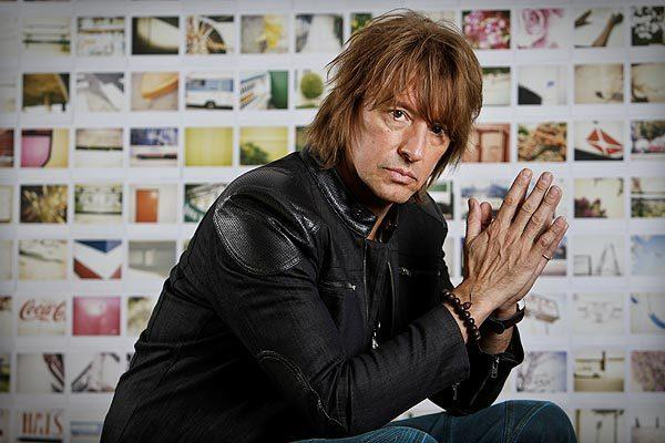 "Bon Jovi guitarist Richie Sambora worked with Silver Lake indie label Dangerbird Records on his new solo album.<br /> MORE: <a href=""http://www.latimes.com/entertainment/music/posts/la-et-ms-richie-sambora-bon-jovi-aftermath-lowdown-20120904,0,55355.story"" target=""_blank"">For Richie Sambora, a hard-won road to 'Aftermath of the Lowdown'</a>"
