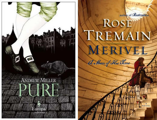 "Miller picks... <br><br> Rose Tremain's  <br> <b>""Merivel""</b> <br> (W.W. Norton) <br><br> My favorite read of 2012 was Rose Tremain's ""Merivel,"" a moving and beautifully written sequel to her much-loved 1989 novel, ""Restoration."""