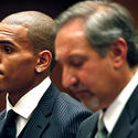 Chris Brown sentencing