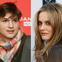 Your dream date is Ashton Kutcher or Alicia Silverstone