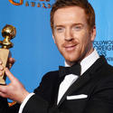 Damian Lewis, winner for TV drama actor ('Homeland')