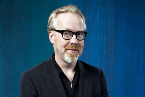 Adam Savage.