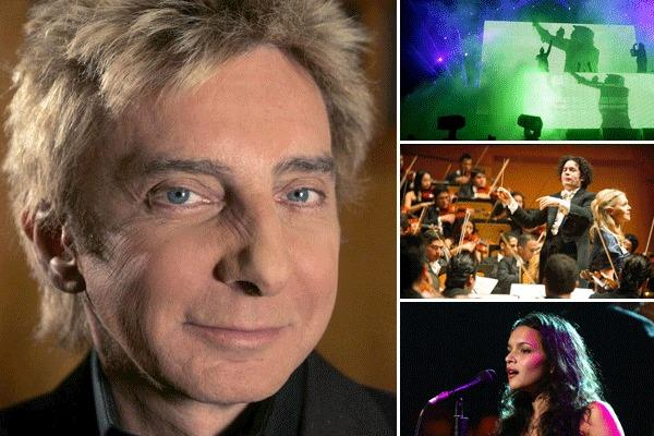The Hollywood Bowl released their summer lineup Tuesday. Among the highlights include the iconic Barry Manilow, DJAple.ed.ap, Gustavo Dudamel and Norah Jones. Will your favorite act play the Bowl?
