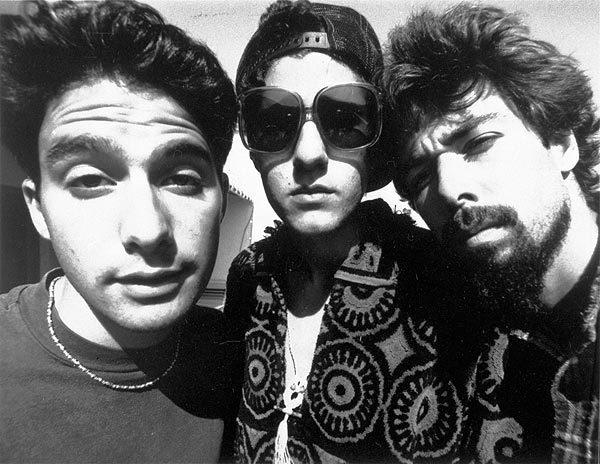 "Beastie Boys Adam ""Ad-Rock"" Horovitz, left, Michael ""Mike D"" Diamond and Adam ""MCA"" Yauch."
