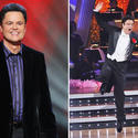 Donny Osmond has better luck than his sister