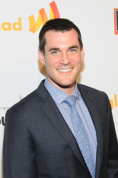 "Actor Sean Maher came out to Entertainment Weekly in September 2011, saying,""This is my coming out ball. I've been dying to do this."" Read the full EW article <a href=""http://insidetv.ew.com/2011/09/26/firefly-playboy-club-actor-sean-maher-comes-out-ga/"" target=""_blank"">here.</a>"
