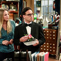 <b>Surprise:</b> Johnny Galecki in 'The Big Bang Theory'